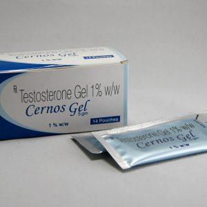 Cernos Gel (Testogel) Sun Pharmaceuticalsceuticals