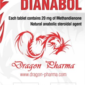 Dianabol 20 Dragon Pharma