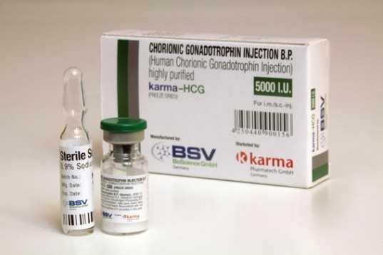 HCG 5000IU Bharat serums