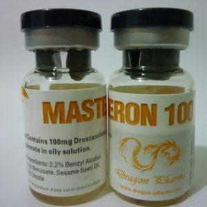 Masteron 100 Dragon Pharma