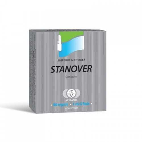 Stanover amp. Vermodje