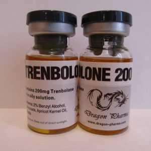Trenbolone 200 Dragon Pharma