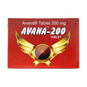 Avana 200 Indian Brand