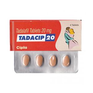 Tadacip 20 Indian Brand